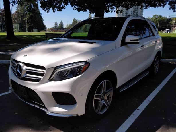 Pre-Owned 2017 Mercedes-Benz GLE GLE 400 4MATIC 4D Sport Utility