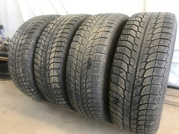 Installed & balanced 4 265 70 17 Michelin X-ICE  Winter Tires