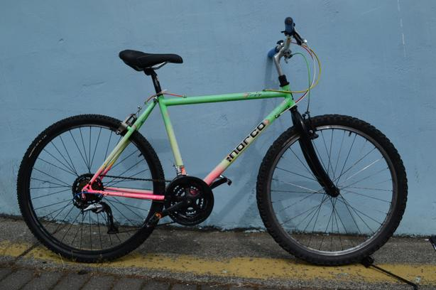 "Norco ""Rampage"""