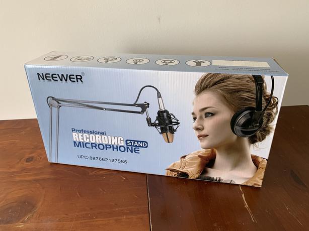 Neewer Broadcast Studio Microphone