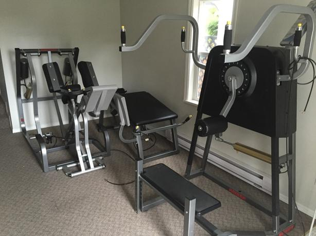 Keiser Gym Equipment