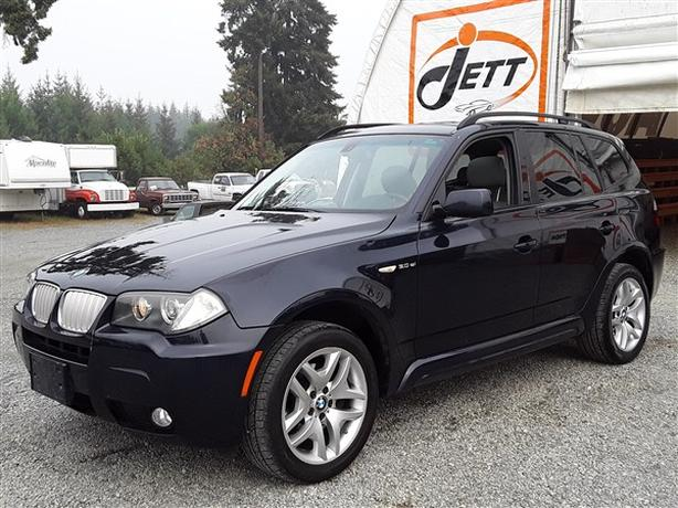 2007 BMW X3 3.0SI LIVE FOR AUCTIUON!