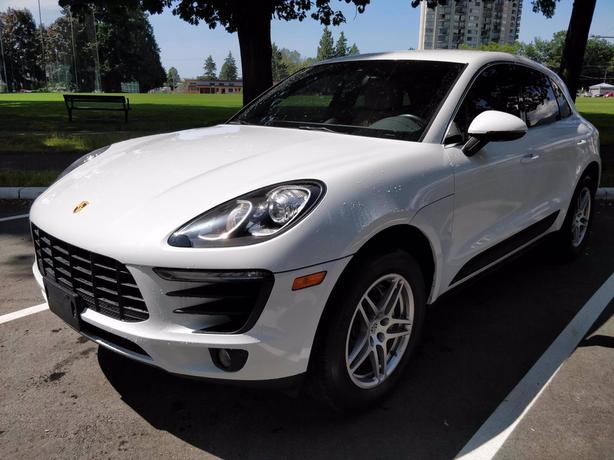 Pre-Owned 2017 Porsche Macan S AWD 4D Sport Utility