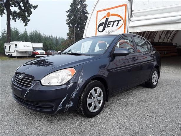 2009 HYUNDAI ACCENT GLS LIVE FOR AUCTION!