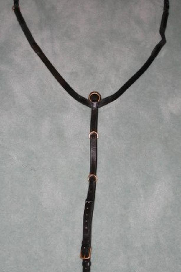 Breastplates & Running Martingale Attachments