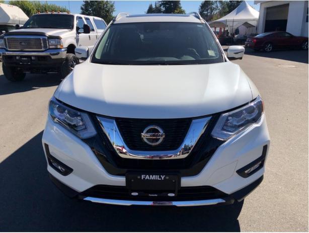 2019 Nissan Rogue WARRANTY | LEATHER | SUNROOF | CAMERA