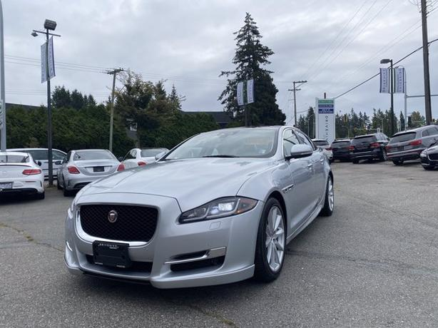 Pre-Owned 2018 Jaguar XJ R-Sport AWD 4D Sedan