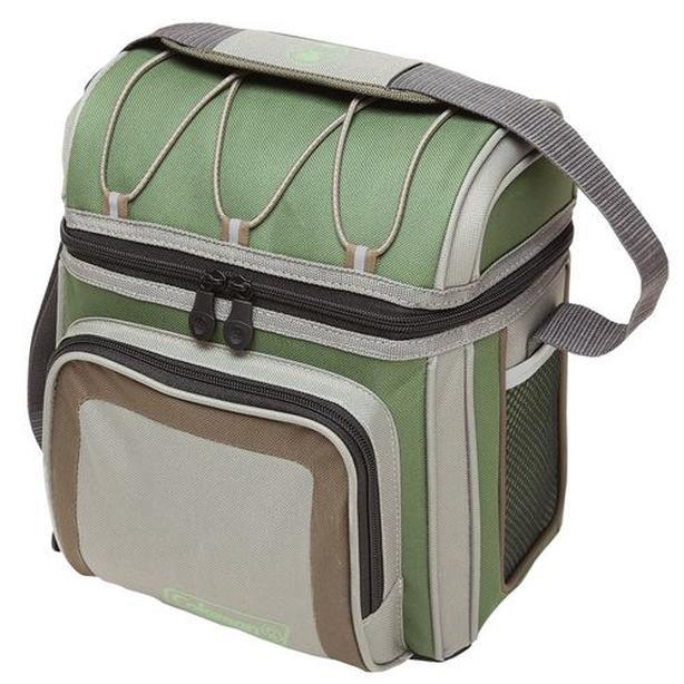 COLEMAN 9 Can Soft Cooler Bag - Green