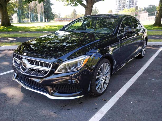 Pre-Owned 2016 Mercedes-Benz CLS CLS 550 4MATIC Coupe