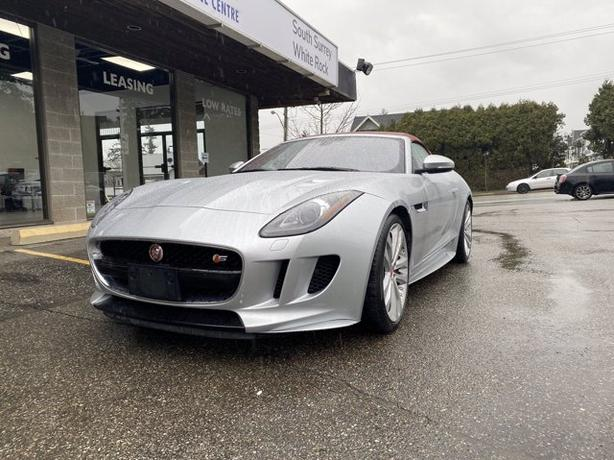 Pre-Owned 2017 Jaguar F-TYPE S AWD 2D Convertible