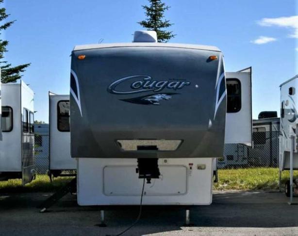 2012 Keystone RV COUGAR 327RES