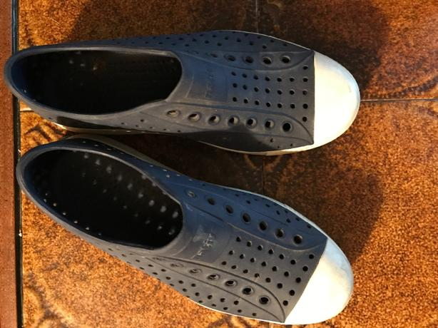 ladies Native shoes - size 6