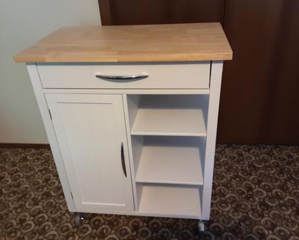 Wanted Kitchen cart/island on wheels
