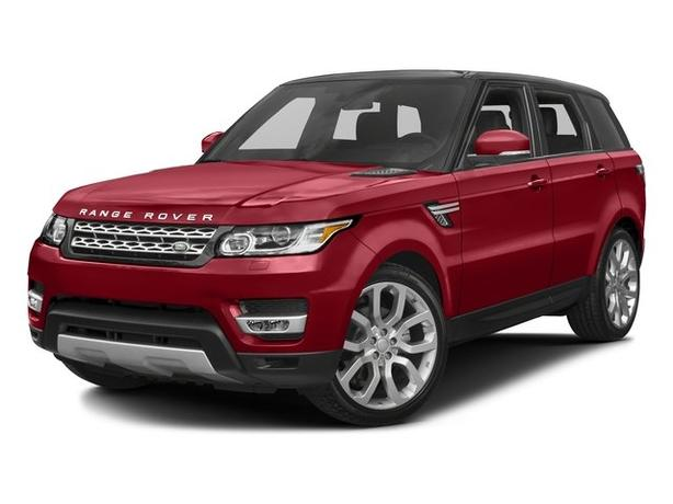 Pre-Owned 2016 Land Rover Range Rover Sport Supercharged Dynamic 4WD 4D Sport Ut