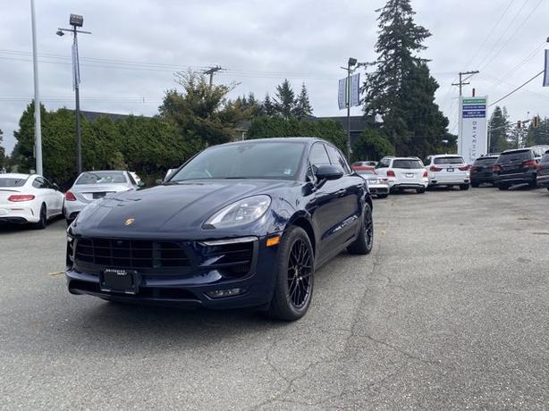 Pre-Owned 2018 Porsche Macan GTS AWD 4D Sport Utility