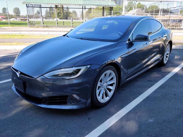Pre-Owned 2017 Tesla Model S 75D AWD 4D Sedan