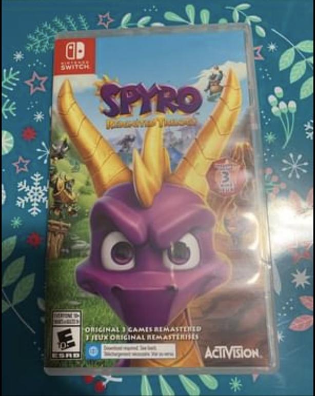 Nintendo Spyro
