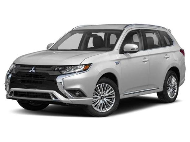 Pre-Owned 2020 MITSUBISHI OUTLANDER PHEV GT Four Wheel Drive S-AWC