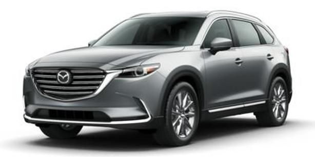 Pre-Owned 2016 Mazda CX-9 Signature AWD Sport Utility