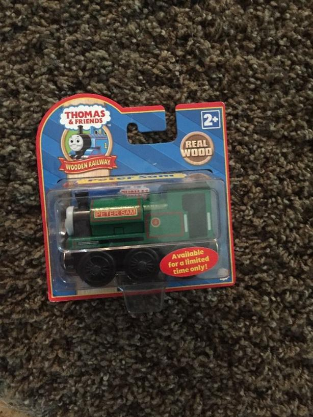 NEW Peter Sam - Thomas & Friends Wooden Railway §