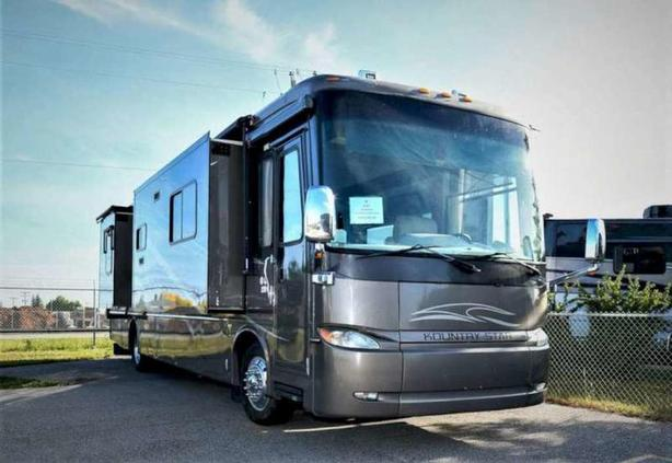 2007 Newmar KOUNTRY STAR 3910