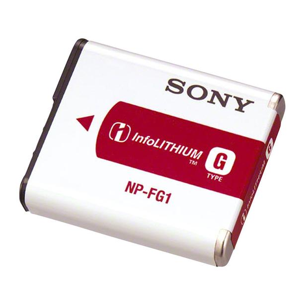 Authentic Sony NP-FG1 InfoLithium Type G Rechargeable Battery§