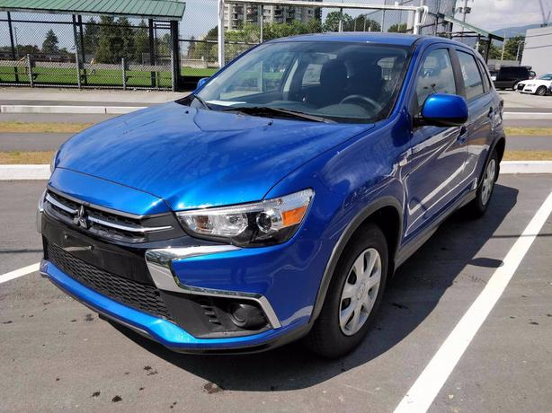Pre-Owned 2019 MITSUBISHI RVR ES *2019 BLOWOUT SALE* Front Wheel Drive FWD