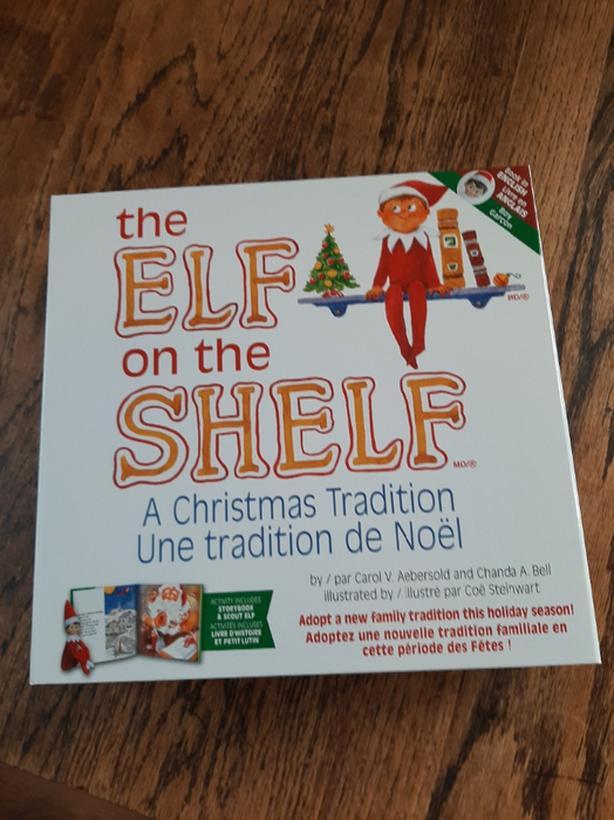 Elf on the shelf