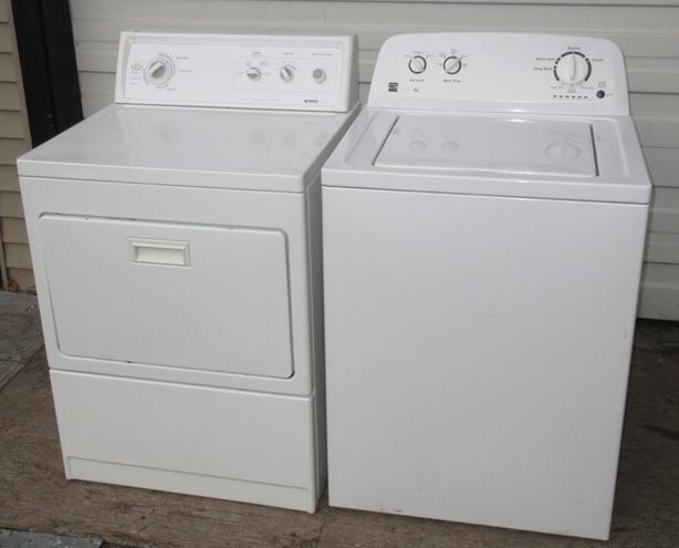 Kenmore W/D pair - Heavy Duty, Very Good Condition