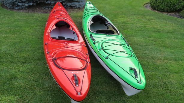 kayaks (2) Delta 12S, Delta 12.10