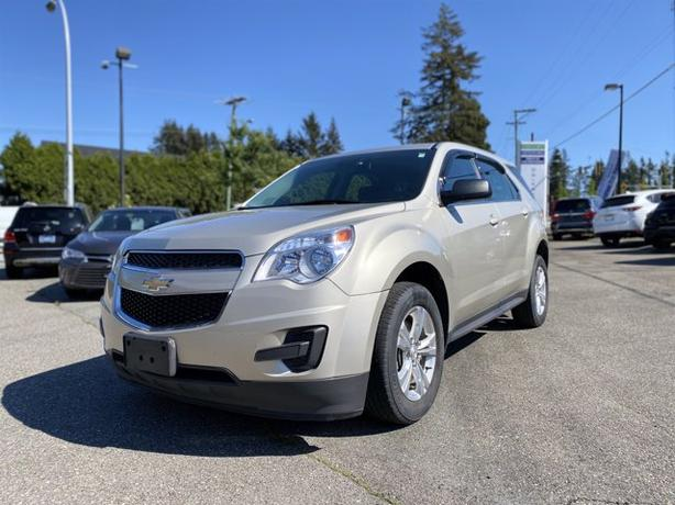 Pre-Owned 2015 Chevrolet Equinox SUV FWD 4D Sport Utility