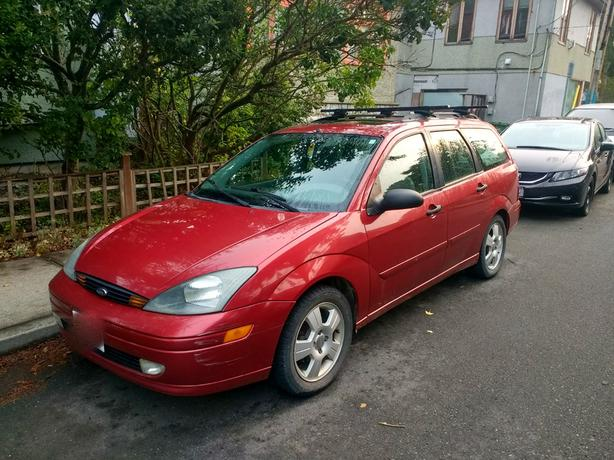 2003 Ford Focus Wagon ZTW $1500 OBO