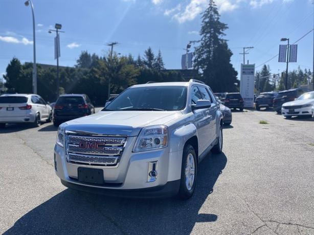 Pre-Owned 2015 GMC Terrain SLE-2 FWD 4D Sport Utility