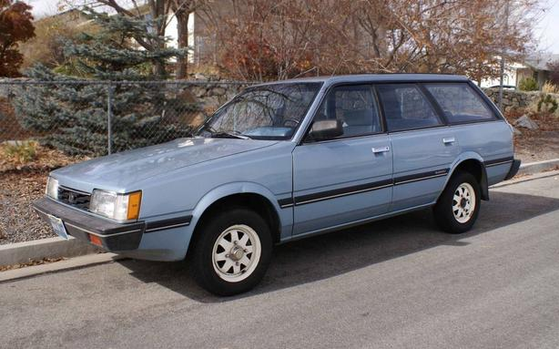 WANTED: WANTED: SUBARU GL WAGON