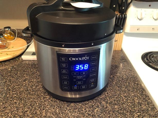 CrockPot 8-in-1 MultiUse
