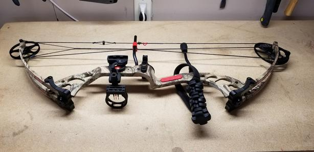 2018 PSE Stinger X Compound Bow (left handed)