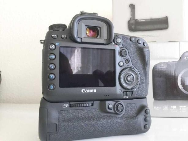Camera Canon EOS 5D mark IV.