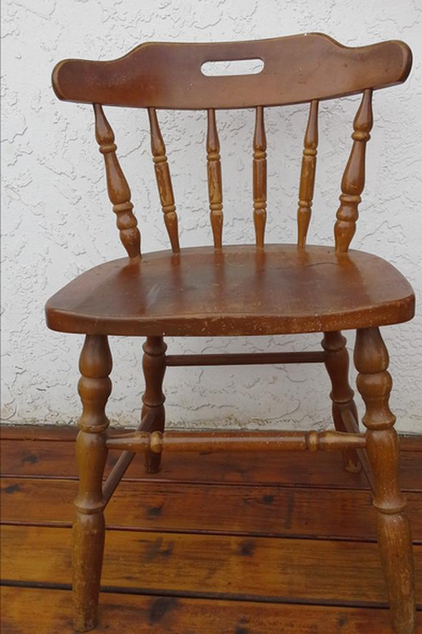 Good solid chair