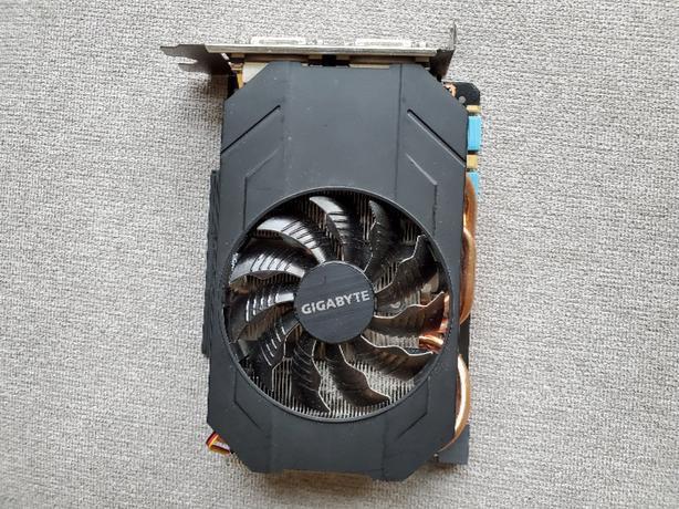 Gigabyte GTX 970 4gb