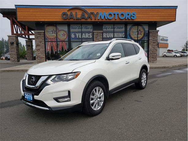 2019 Nissan Rogue SV - AWD, Heated Front Seats, Back-Up Camera