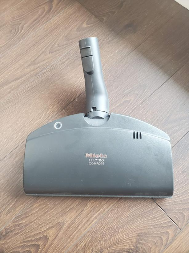 Miele electric floor brush.