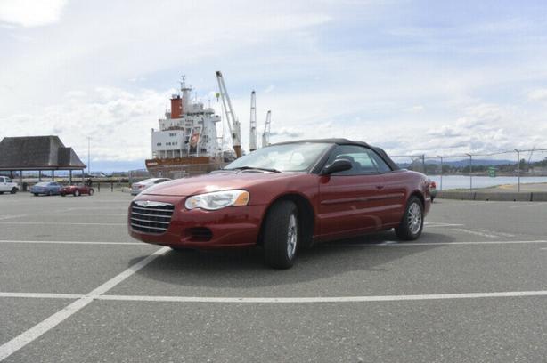 Fun Convertible -  Chrysler Sebring, low Kms