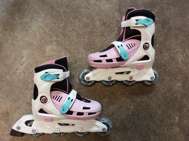 Inline skates, child size 12