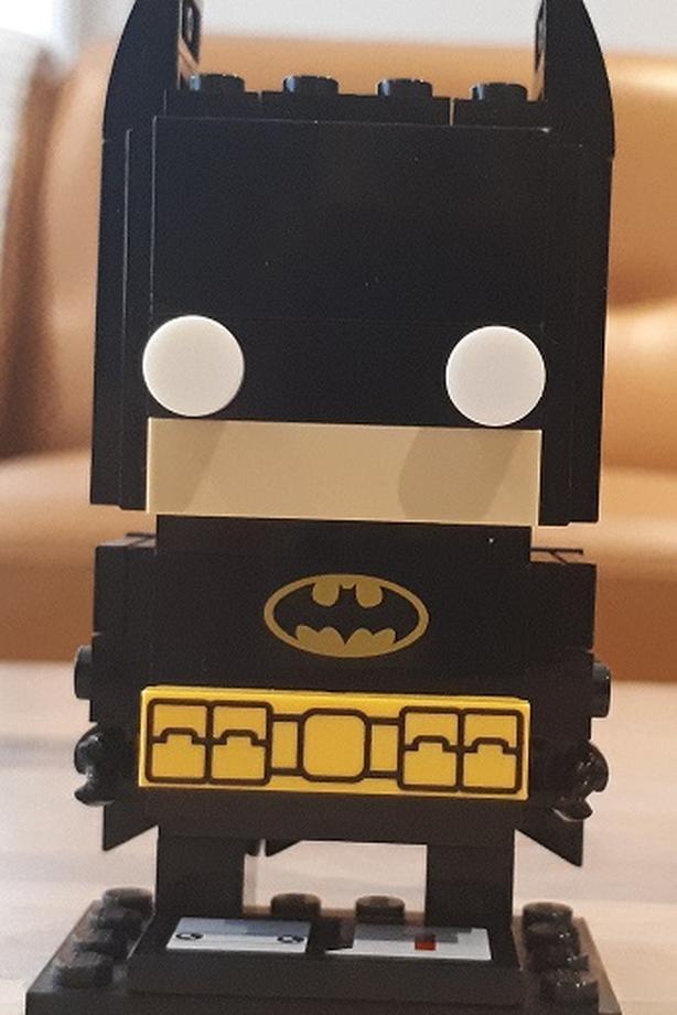 Lego Brickheadz: Batman and The Joker