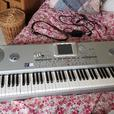 Korg PA588 Weighted Keys