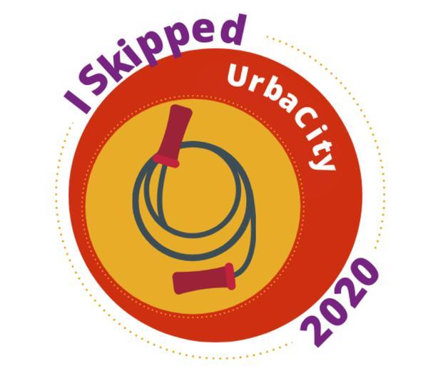 Let's Skip UrbaCity 2020 Together!