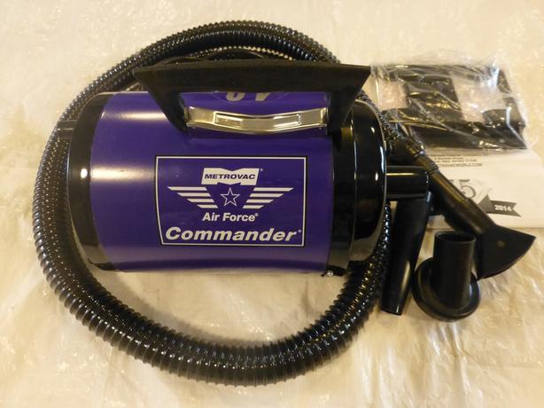 Pet Dryer - Metro Vac Air Force Commander