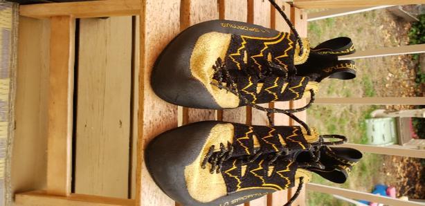 laSportiva xsedge climbing shoes