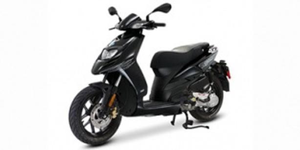 2018 Piaggio typhoon 50cc scooter