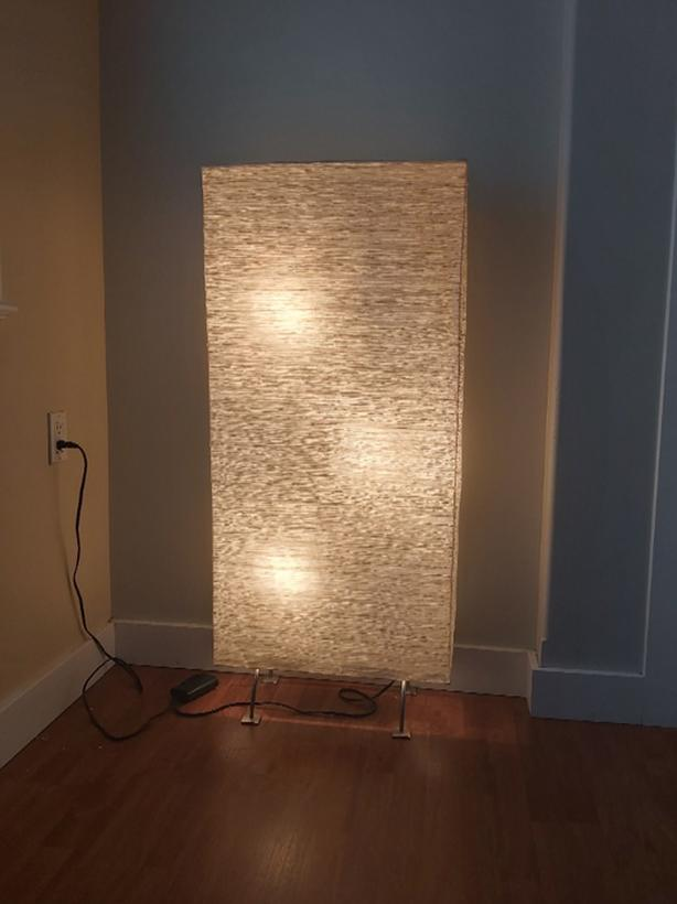 Ikea floor lamp (Sooke)